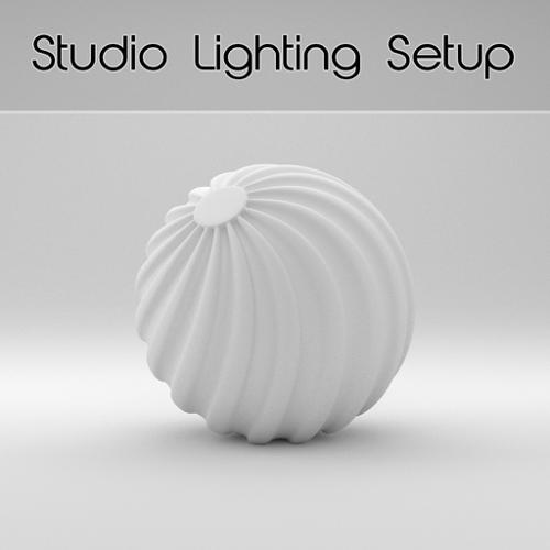 Studio Setup 2.0 - Cycles preview image