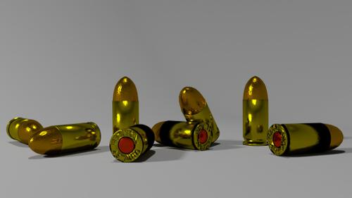 Federal Amunition .45 ACP Rounds preview image