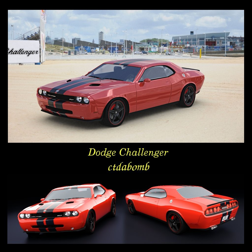 Dodge Challenger preview image 1
