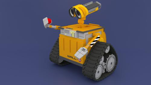 Wall-e preview image