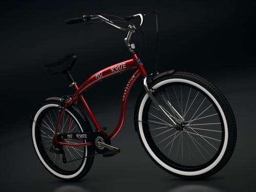 Cruiser Bicycle preview image