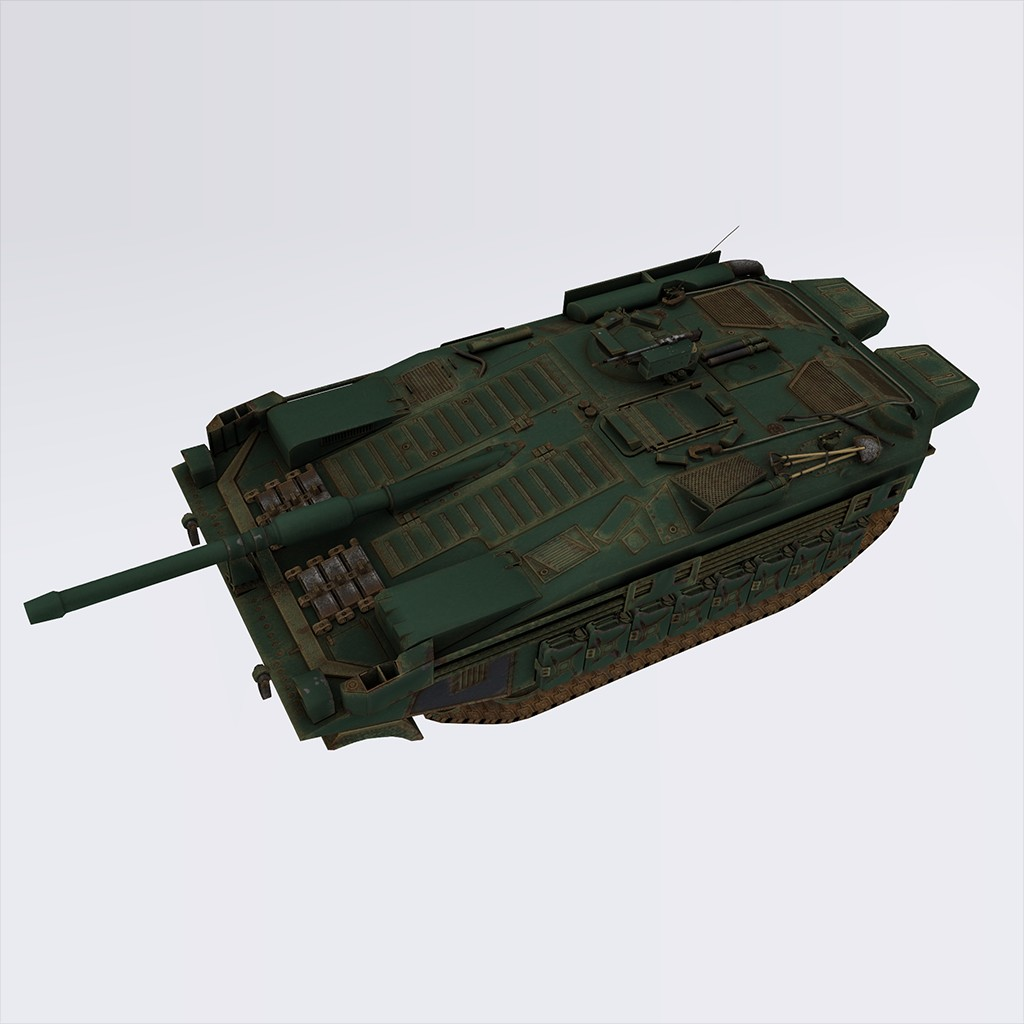 Stridsvagn 103 preview image 4