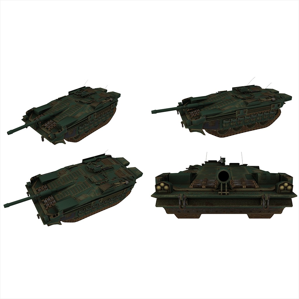 Stridsvagn 103 preview image 1