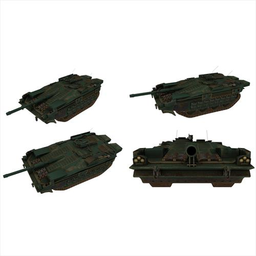 Stridsvagn 103 preview image