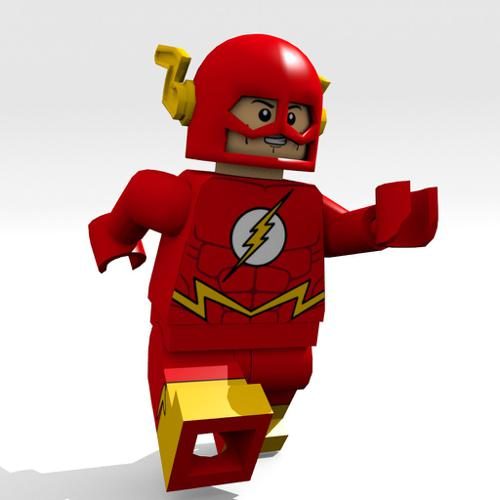 Lego DC Flash preview image