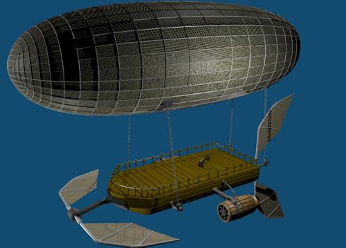 Airship preview image