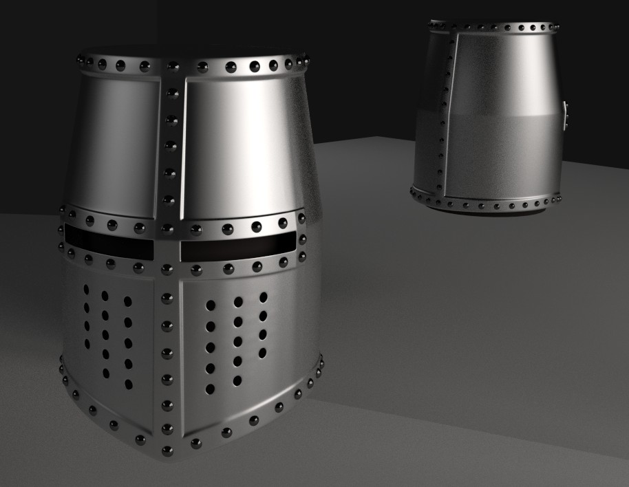 Knights Great Helm preview image 1