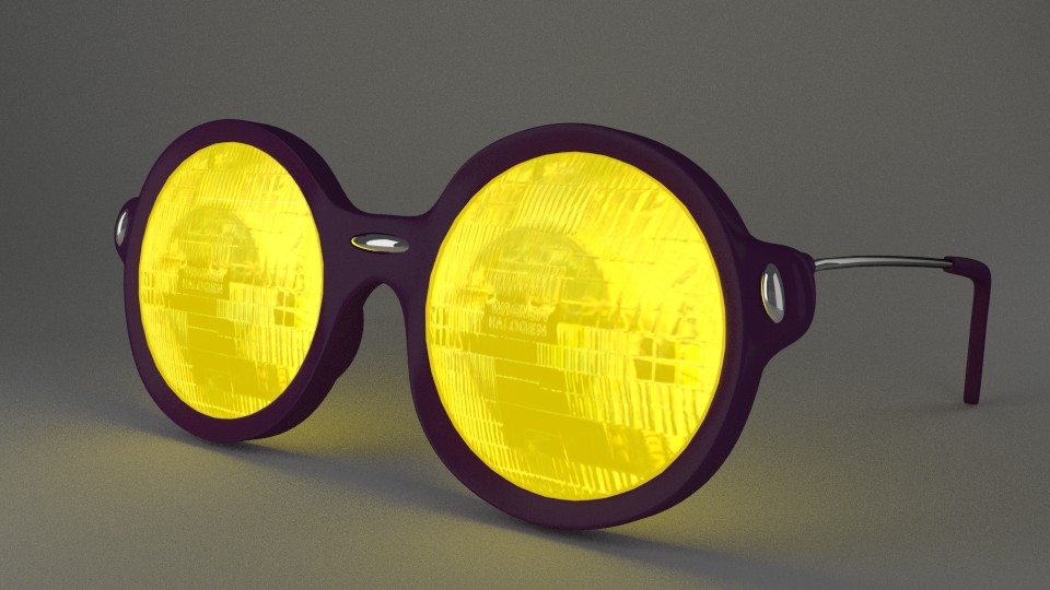 Bright glasses  preview image 1