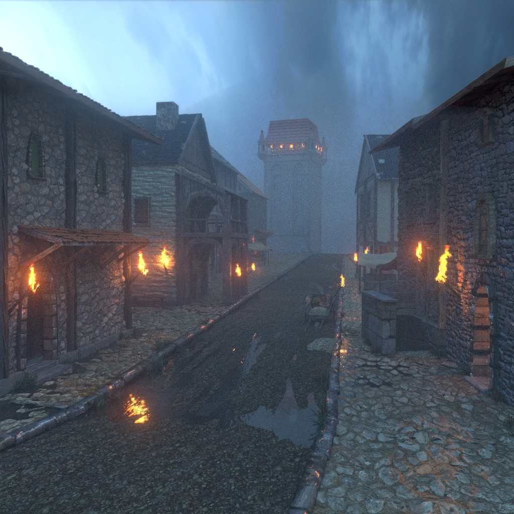 Medieval Village preview image 1