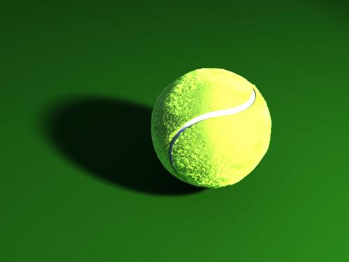 Tennis Ball preview image