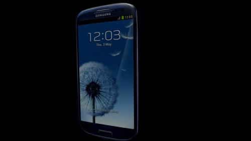 Galaxy S3 azul preview image