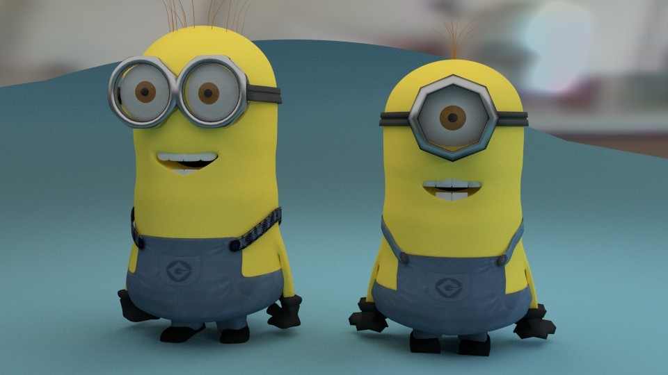 Pair of Minions preview image 1