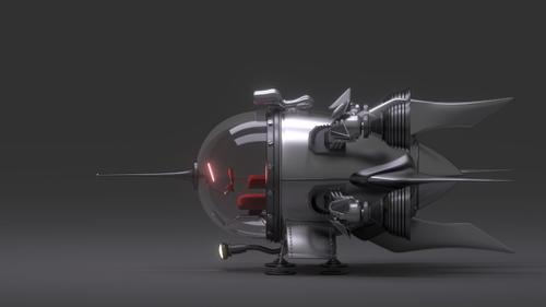4060.b Spaceship preview image