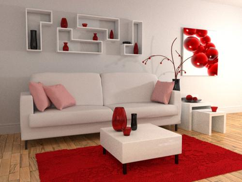 The Modern Living Room preview image