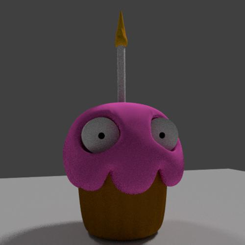 Five Nights at Freddy's Cupcake preview image