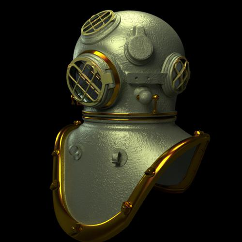 Diving Helmet preview image