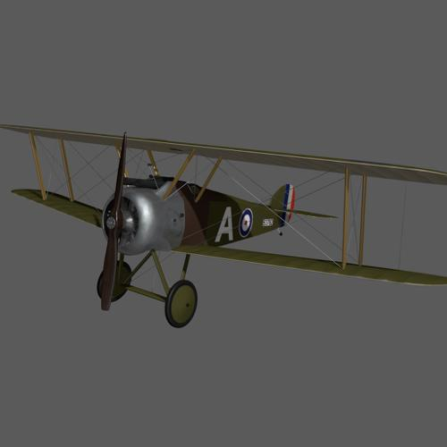 Sopwith Camel F1 preview image