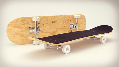 Skateboard - Cycles preview image