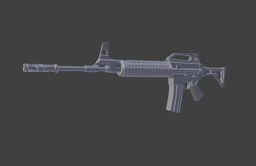 Pindad SS2V1 by 111b07th preview image