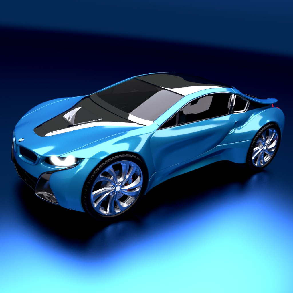 BMW i8 preview image 1