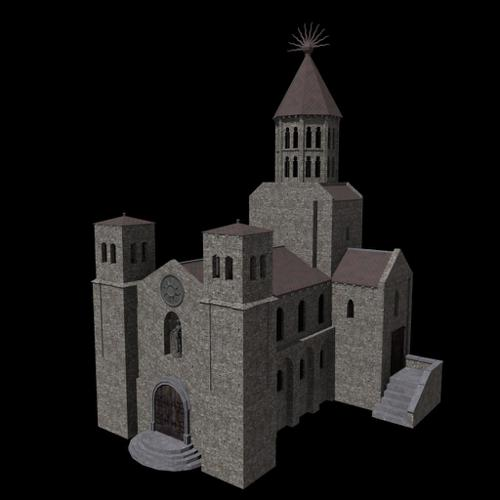 Medieval Church preview image