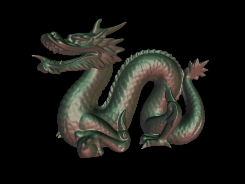 The Stanford Dragon preview image 1