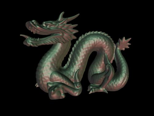 The Stanford Dragon preview image