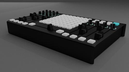 OHM RGB midi controler preview image