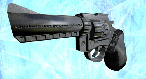 Quakemaker Revolver preview image