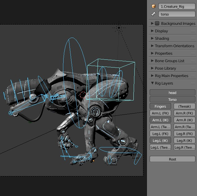 Larry (Creature Factory 1) preview image 1