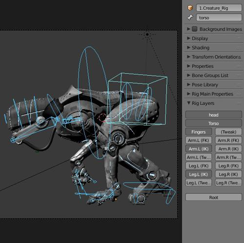 Larry (Creature Factory 1) preview image