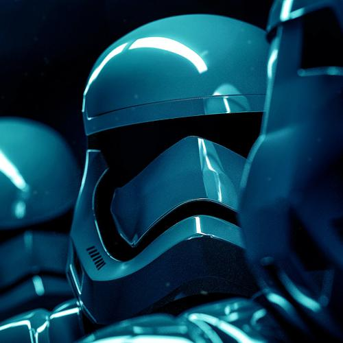 Stormtrooper Star Wars VII preview image