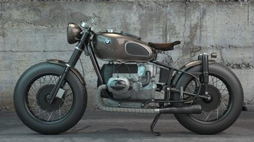 BMW R80 Mobster preview image