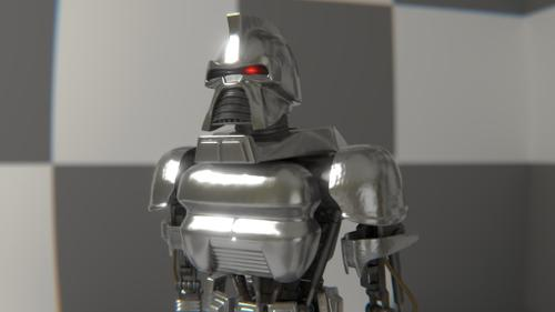 Cylon Centurion (War Era) preview image