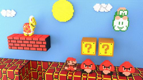 Super mario bros preview image