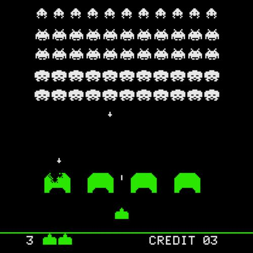 3D Space Invaders preview image