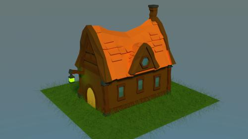 Peasant Medieval House preview image