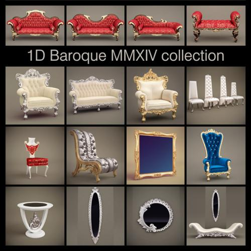 1D BAROQUE MMXIV collection preview image