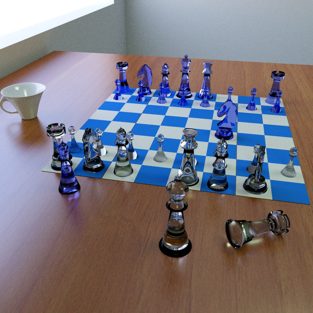 transparent chess for cycle preview image 1
