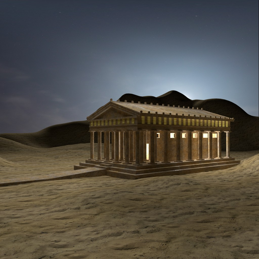 Desert Temple preview image 1