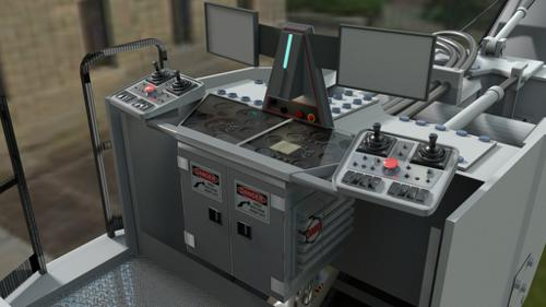 dual control station  preview image