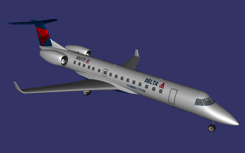 Embraer ERJ 145 preview image