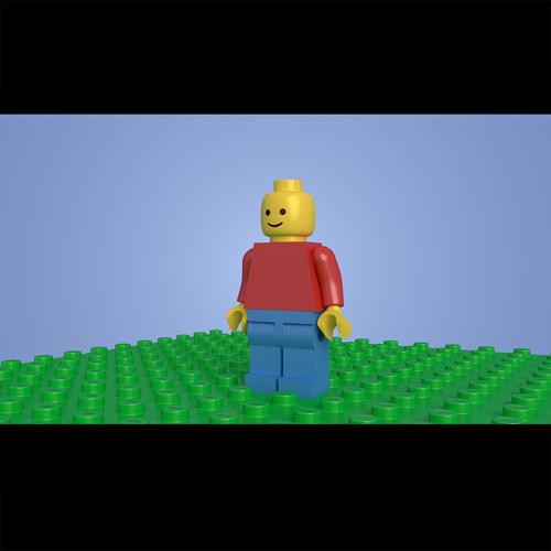 Just another lego man preview image