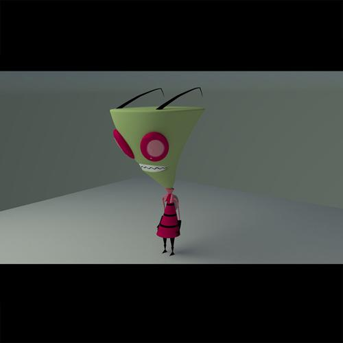 Invader Zim preview image