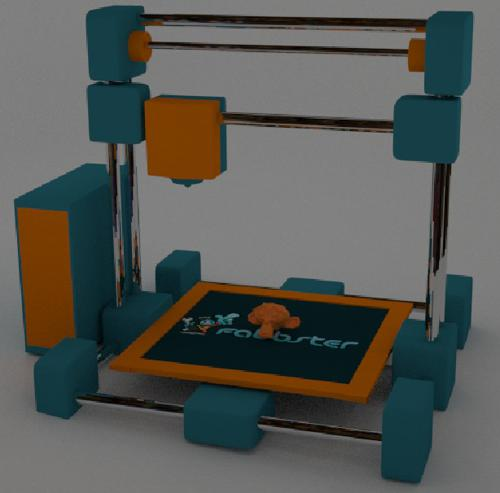 Fabbster 3D Printer preview image
