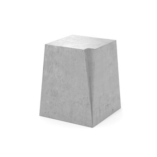 Chocofur concrete stool preview image