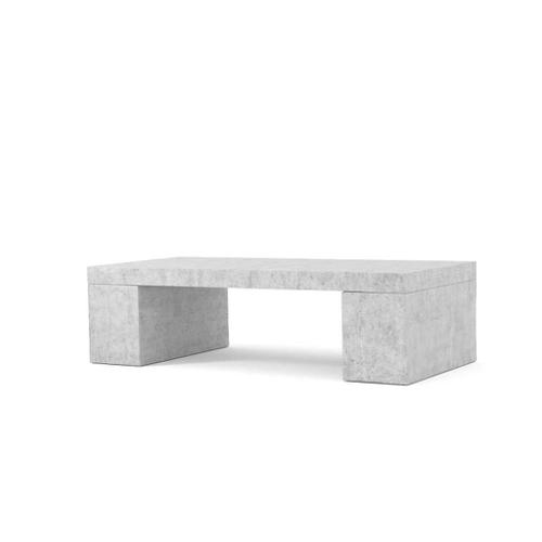 Chocofur concrete bench preview image