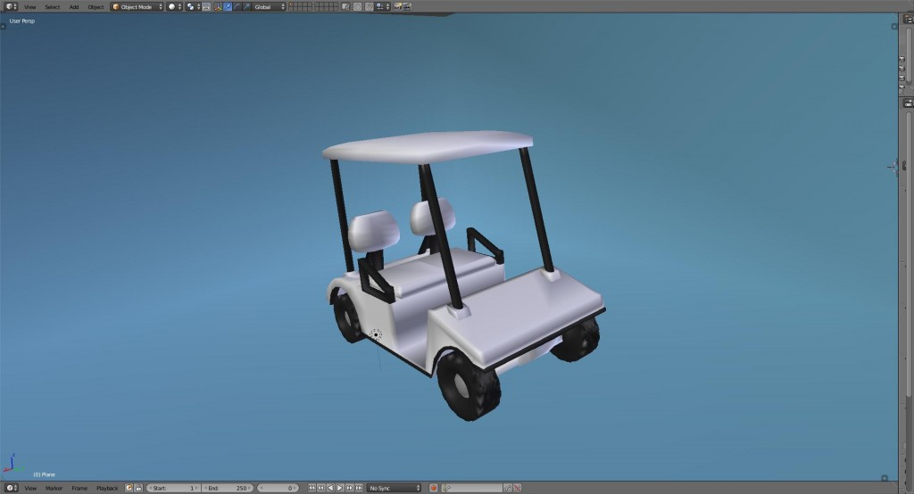 Golf Cart preview image 1