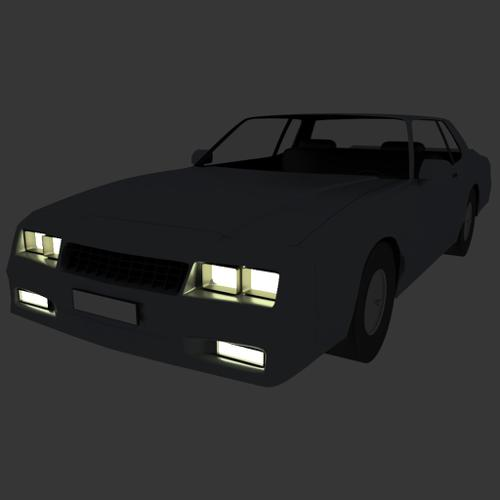 Chevrolet Monte Carlo  preview image
