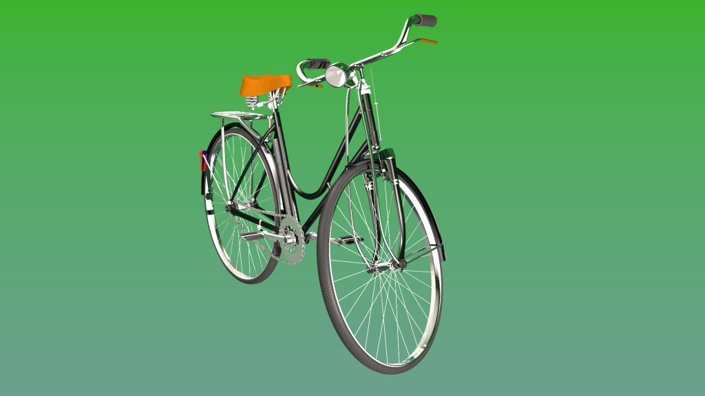 heavy duty bicycle preview image 1